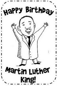 Fabulous Martin Luther King Jr Printable Coloring Pages