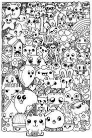 Angela Porter20170118 001edited Small Doodle MonsterDover Publications Coloring PagesColoring BooksColoring SheetsDoodle ArtZentanglesCandleDoodles