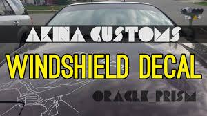 How To Apply A Windshield Decal (Sun Strip, Sun Visor, Etc.) - YouTube Decals For Cars And Trucks 11 Best Images About Windshield On Car Visor Decal Sticker Graphic Window How To Apply A Sun Strip Etc Youtube Supplies Creative Hot Charm Handmade 2017 New Laser Reflective Letters Auto Front Dodge Challenger Graphicsstripesdecals Streetgrafx Product Gmc Truck Motsports Windshield Topper Window Decal Sticker Dirty Stickers Amazoncom Dabbledown Like My Ex Buy 60 Supergirl V4 Powergirl Girl Dc Comics Logo Printed Yee 36 Granger Smith Store Quotes Quotesgram