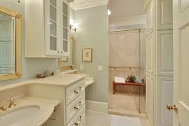 Paint Color For Bathroom With Almond Fixtures by Cool White Ruched Comforter Decorating Ideas Gallery In Bathroom