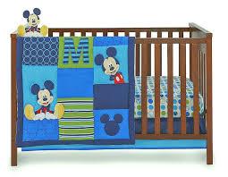 Amazon Com 4 Piece Baby by Amazon Com Disney Baby Infant Boy U0027s 4 Piece Mickey Mouse Crib