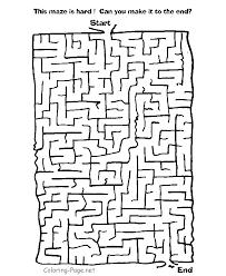 Brain Games Maze