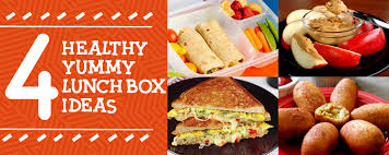 Easy And Simple Recipes For Kids Lunch Box