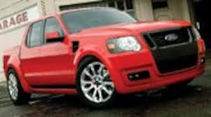 100 Future Ford Trucks Adrenalin Explorer Sport Trac SVT MotorTrend
