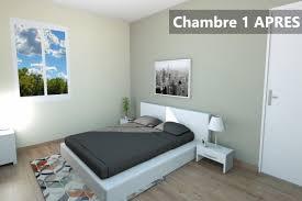 chambre virtuelle spacieux appartement 2 chambres en cours de rénovation à mondorff