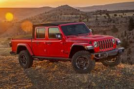 100 Picture Of Truck The 2020 Jeep Gladiator Is A Beastly Pickup Truck Thats