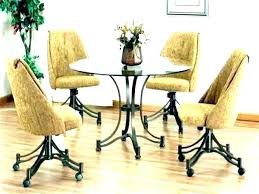 Dining Chair Casters Dining Chairs Bedroom Tables Buffets Oak With