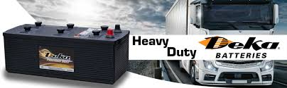 100 Heavy Duty Truck Battery DEKA Bus And