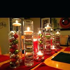 Table Centerpieces Christmas Centerpiece With