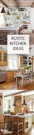 Rustic Kitchen Lighting Ideas by Best 20 Old Country Kitchens Ideas On Pinterest Country