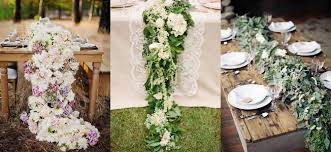 SBB Floral Garlands Tables Wedding F SouthBound Bride