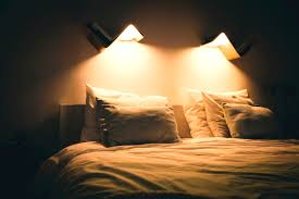Headboard Lights For Reading by Lililite Reading Lamp The Ultimate Bed Lamp