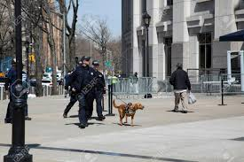 counter terrorism bureau bronx york usa april 10 nypd counter terrorism