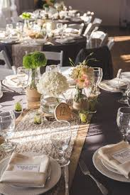 Glamorous Rustic Vintage Wedding Table Settings 64 For Your