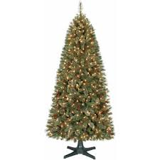 Christmas Tree Types Artificial by Holiday Time Pre Lit 7 U0027 Brookfield Fir Artificial Christmas Tree