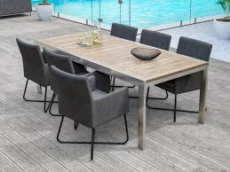 Quarterdeck Outdoor Dining Table With Berg Dining Chairs Comfortcare 5piece Metal Outdoor Ding Set With 52 Round Table T81 Chair Provence Hampton Bay Mix And Match Stack Patio 49 Amazoncom Christopher Knight Home Lala Grey 7 Chairs Of 4 Tivoli Tub Black Merilyn Rope Steel Indoor Beige Washington Coal Click Pc Stainless Steel Teak Modern Rialto Rectangle 6