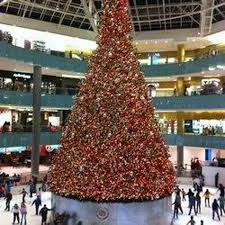 GALLERIA DALLAS Mall Dallas TX With The Worlds Tallest Artificial