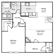 Apartment Designs And Floor Plans