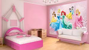 Fathead Princess Wall Decor by Disney Princesses Pink Castle Wallpaper Mural Amazon Com