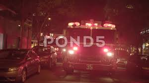 Video: Fire Truck With Flashing Siren Lights Standing In The City At ... Wvol Electric Fire Truck Toy Stunning 3d Lights Sirens Goes Emergency Vehicle Volume And Type Rapid Response Rescue Team With Siren Noise Water Stock Photos Images Alamy 50off Engine Kids Toyl With Extending Ladder Siren Onboard Sound Effect Youtube Air Raid Or Civil Defense 50s 19179689 Shop Hey Play Battery Truck Siren On Passing Carfour At Night Audio Include Engine Lights Horn