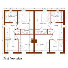 100 Semi Detached House Designs Modern Single Family Plans Two Bedroom