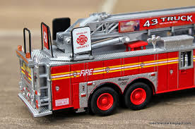 100 Code 3 Fire Trucks My Diecast Truck Collection
