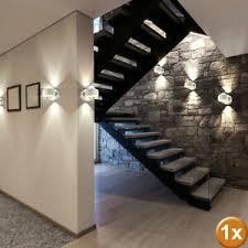 details zu luxus led wand leuchte up wohnzimmer kugel energie spar strahler big light