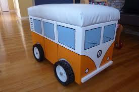 52 create u2013 vw camper van toy box craft collective