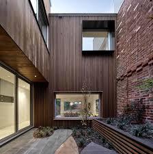 100 Townhouse Facades Awardwinning Luxury Townhouses Boast Passive Solar Design
