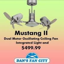 twin star ii antique bronze dual ceiling fan with 35 tan abs