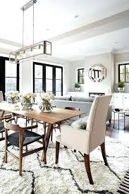 Chandelier Dining Room Over Table Lighting Lights Surprising Modern