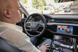 sur si e voiture nos voitures seront elles 100 autonomes en 2018