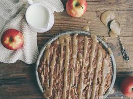 Petite Kitchens Vegan Apple Cake Recipe