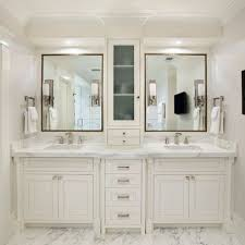 Double Vanity Small Bathroom by Popular Of Double Vanity Mirrors For Bathroom And Best 20 Inside