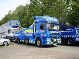 100 Truck Services Bus Daf Cf Recovery Wrecker Fest Pet Flickr