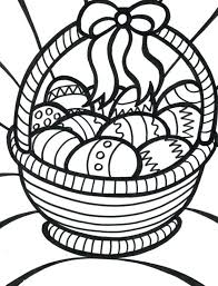 Free Coloring Pages Printable Archives Happy Easter To Print Pdf Pictures For Preschoolers