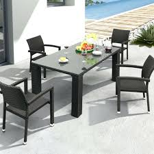 Courtyard Creations Patio Table by Square Glass Top Patio Dining Table Rectangular Mainstays Outdoor