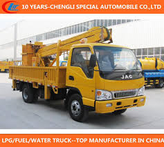 100 New Bucket Trucks For Sale China 16m High Platform Operation Truck Truck For
