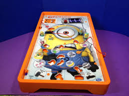 Depicable Me 2 Movie Minion Operation Game