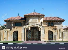 100 Villa In Dubai In Jumeirah Stock Photo 210317431 Alamy