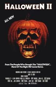 The Top Of Poster Reads HALLOWEEN II And Just Under Those Words