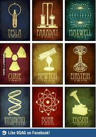 Cool Poster I Hope To Teach Science Through Its History