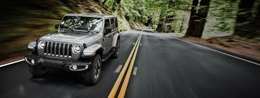 All-New 2018 Jeep Wrangler - Safety And Security Features