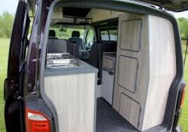 Camper Van Layouts