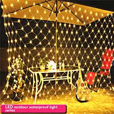 3x2M Hanging LED Camping Tent Light Waterproof Christmas Wedding