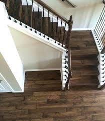 Vinyl Wood Flooring On Stairs Floor Luxury