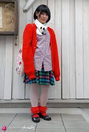 110605 6863 AY Japanese Street Fashion In Harajuku Tokyo Cheri