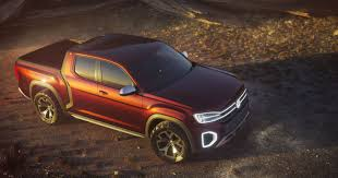 100 Volkswagen Truck Midsize Pickup Trucks Ford And Jeep Are In Will VW Tanoak Join Them