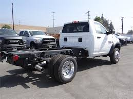 100 Single Cab Trucks Ram Ram 4500 Monrovia CA