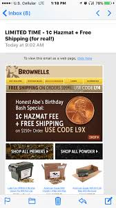 1cent Hazmat And Free Shipping Brownells - Sales And Coupons ... Brownells Glock Slides Best Bang For Your Buck Tactical Coupon Code Shot Show 2018 Pizza Coupons Santa Fe Nm Cheaper Then Dirt Promo Members Only Original Sweet Dealscoupon Codes To Share Postem Here All Coupons Daily Update 100 Working Com Finish Line Phone Orders Yosemite Valley Tour Etsy Discount Codes 2019 Muun Nl Coupon Promotions 19 Slide Sights Install Assembly For The Polymer80 Pf940c Build 1cent Hazmat And Free Shipping Brownells Sales Quick Overview Fde By Jimmy Cobalt Issuu